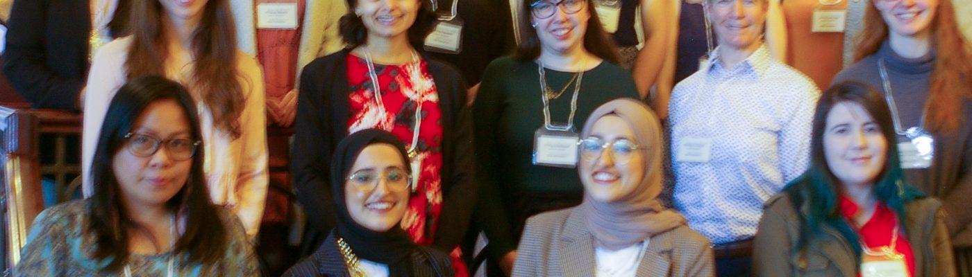 Bursary & Scholarship Recipients Reception 2019